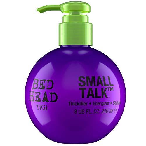 TIGI Bed Head Small Talk Hair Volume Styling Cream für feines Haar, 240 ml