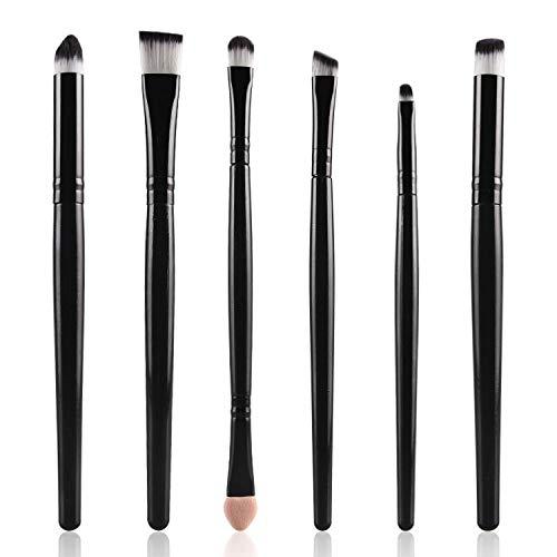 MEIYY Pinceau de maquillage Makeup Brushes 6Pcs Cosmetic Makeup Brush Lip Makeup Brush Eyeshadow Brush Make Up Brush Drop Shipping