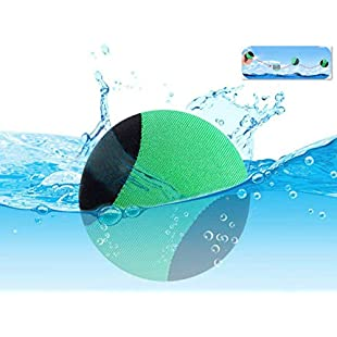 Mayzo Bouncing Water Ball,Skimming Ball for Pool&Sea,Funny Summer Toy,Soft&Durable,Water Bounce Ball (Green):Abra-sua-mei