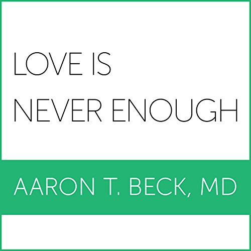 Love Is Never Enough audiobook cover art