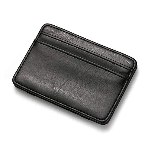 AliExpress Herren-Geldbörse, ultradünn, kurz, magisches Portemonnaie für Geld, Bargeld, Kartenhalter