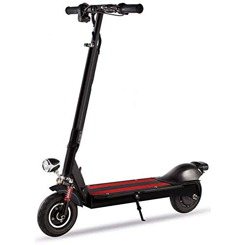 YLJYJ Mini Folding Electric Car, Lightweight and Aluminum Folding Bike with Pedals Folding Commuting Scooter Portable Folding Travel Battery (Exercise Bikes)
