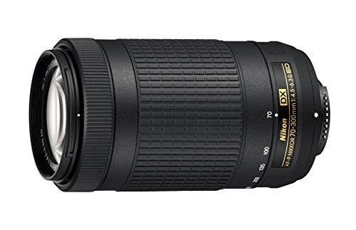 Nikon Nikkor AF-P DX Obiettivo 70-300MM F/4.5-6.3G ED, Nero...