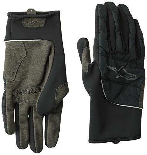 Alpinestars Cascade - Guantes de Ciclismo, Color Negro, Color Negro, tamaño Extra-Small