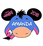 Disney Cruise Door Magnets Eeyore || Eeyore from Winnie the Pooh Magnet || Personalized Eeyore Disney Cruise Door Magnet