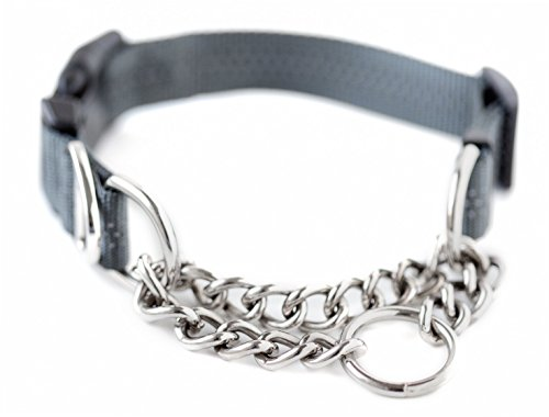 Martingale Collar, Training Dog Collar, Limited Cinch Chain Pet Gear for No Pull Dog Walking