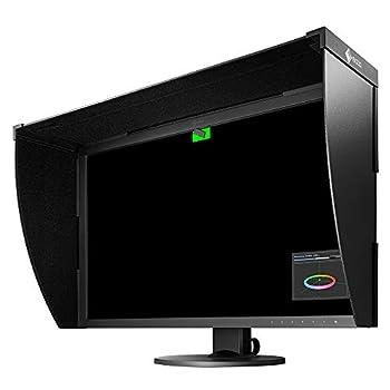 EIZO ColorEdge CG2730-BK 27   Color Accurate Professional Monitor with Self-Calibration  2560x1440