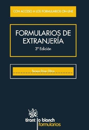 Formularios de extranjería