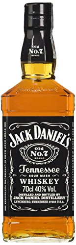 Jack Daniel's Old No.7 Tennessee Whiskey, 0.7l