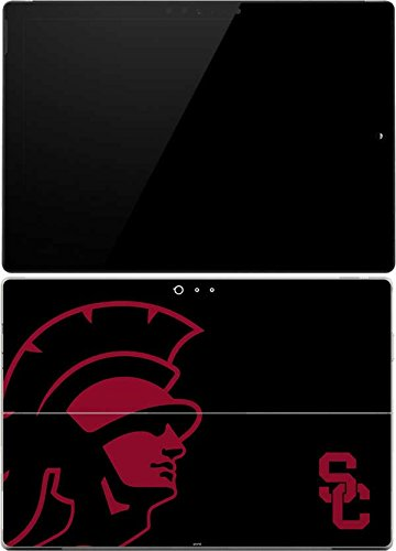 Skinit Decal Tablet Skin Compatible with Surface Pro 4 - Officially Licensed USC USC Trojan Mascot Design