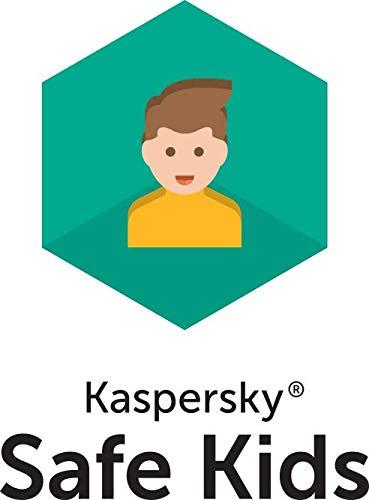 Kaspersky Safe Kids 2020 | 1 Compte Utilisateur 1 An PC Online Code