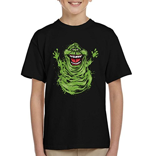 KIds Pure Ectoplasm Slimer T-shirt, 3 to 13 years