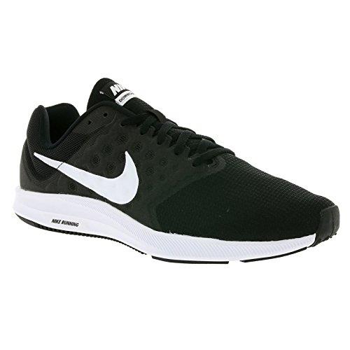 Nike 852459-002: Men's Downshifter 7 Black/White/Anthracite Sneakers (7 D(M) US Men, Black/White/Anthracite)