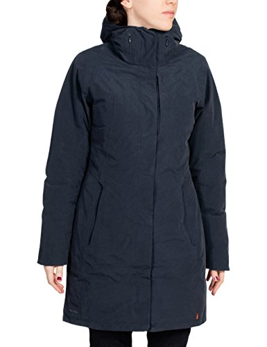 VAUDE Damen Doppeljacke Annecy 3-in-1 Coat, Eclipse, 38, 05673