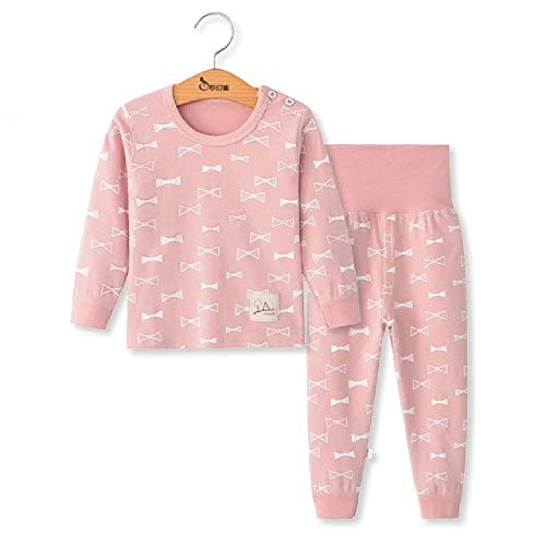 Conjunto de Pijamas de 2 Piezas para niñas, niños, bebés, algodón, Ropa de Dormir, niños, Ropa de Dormir, Traje
