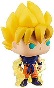 Funko Pop! Animation  Dragonball Z - Super Saiyan Goku  First Appearance  Multicolor  48600  3.75 inches