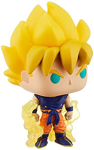 Funko-Pop Animation Dragon Ball Z S8-Super Saiyan Goku (First Appearance) Dragonball SS Figura...