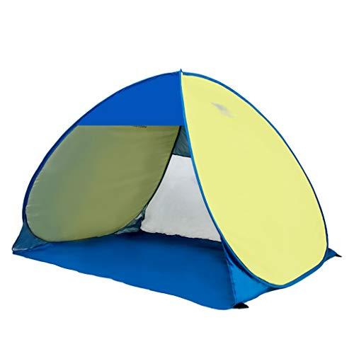 Lw outdoor koepeltent pop-up tent, wilde vissen strandtent reizen - eenvoudige installatie 200 x 150 x 130 cm C