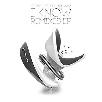 I Know Remixes EP