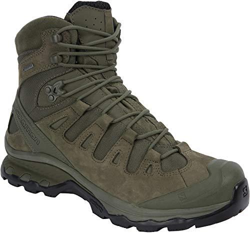 Salomon Unisex Quest 4D GTX Forces 2 EN Boots, Ranger Green/Black, 9