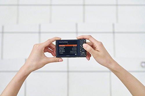 DSC-WX500 Camera Black 18.2MP 30xZoom 3.0LCD FHD WiFi