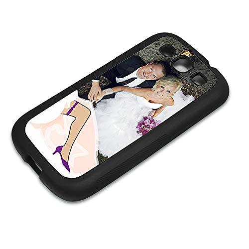 Galaxy S3 Cover mit eigenem Foto selbst gestalten hülle case schutzhülle schutzschale