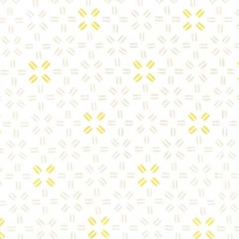 Metre Michael Miller - Main Street - Macaron Plaid Citron
