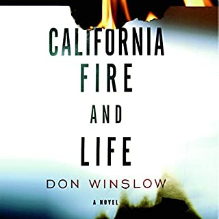California Fire and Life audiobook cover art