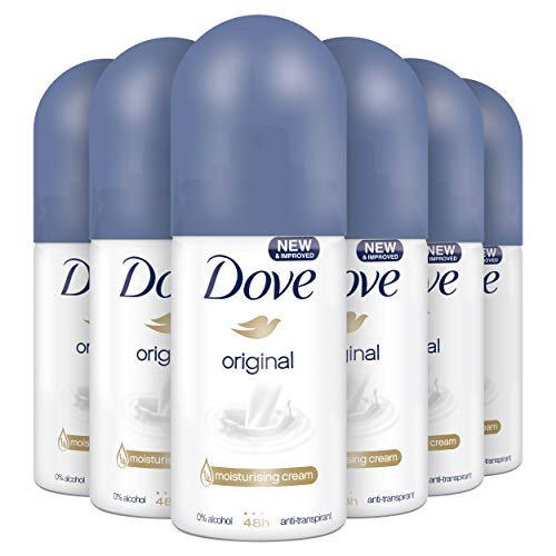 Dove Anti-transpirant Spray Original 12 x 35 ml Voordeelverpakking