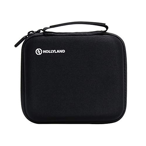 Carry Case Organizer [Official] for Hollyland Mars 400S Mars 400S PRO Mars 300 PRO Mars 300 Wireless Video Transmission System and Accessories, Waterproof Hard EVA Travel Case