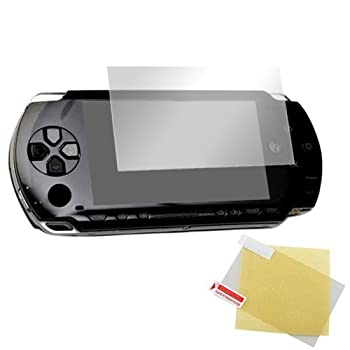 OSTENT 3 x Ultra Clear Screen Guard Film LCD Protector Skin Compatible for Sony PSP 1000/2000/3000