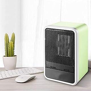 Ventilador del calentador eléctrico de 220 V Mini calentador de manos de invierno PTC Cerámica Calentamiento rápido Radiador de estufa caliente Escritorio de oficina Ventilador de aire caliente,B