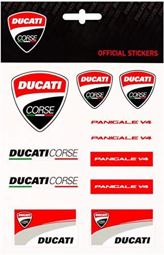 GP-Racing Ducati Medium Aufkleber Set