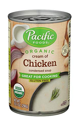 PACIFIC FOODS Organic Chicken Condensed Soup, 10.5 OZ