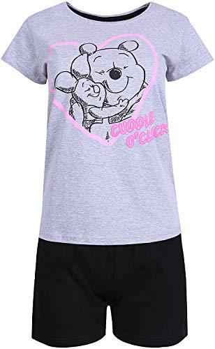 Damen-Pyjama-Set Winnie Puuh von Disney,