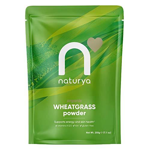 Naturya Bio Weizengras Pulver, 200 g