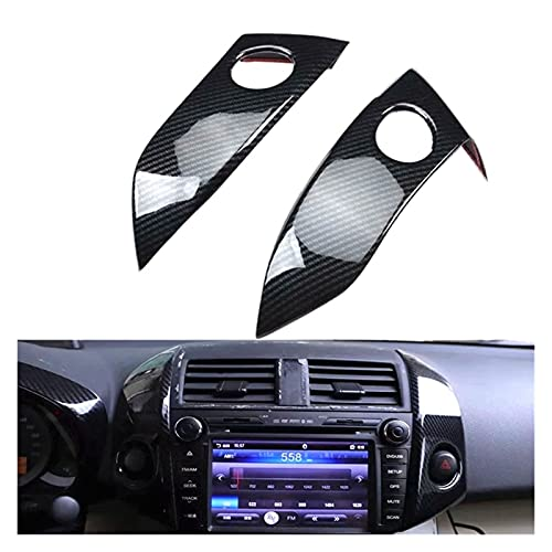 HUIHUI Store Dashboard del automóvil Control Central Control de Emergencia Lámpara de Interruptor de Interruptor de Interruptor de Interruptor de Ajuste para Toyota RAV4 2009-2012