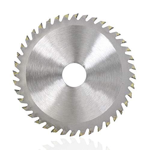 GFHDGTH diameter 115 mm 40 tanden TCT cirkelzaagblad, haakse slijper zaagschijf hardmetalen beklede houtsnijder houtsnijder, 2 stuks.