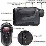 Zoom IMG-1 telemetro laser da golf ingrandimento