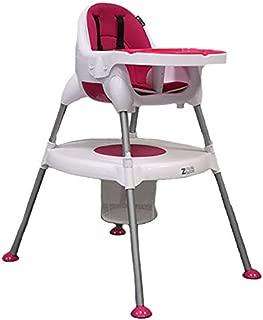 ZOE High Chair (5-in-1 High Chair, Plum)