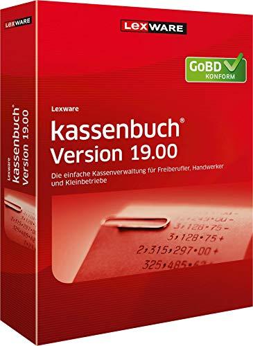 Lexware kassenbuch 2020|Box (Jahreslizenz)|für Freiberufler, Handwerker und Kleinbetriebe|Software für KassenVerwaltung und Finanzbuchhaltung|Kompatibel mit Windows 7 oder aktueller