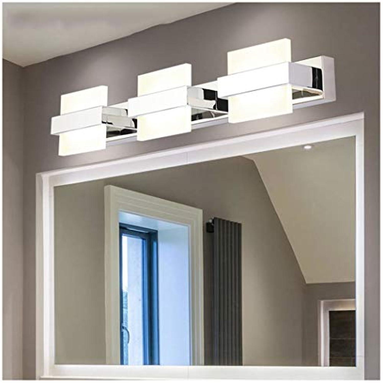 Spiegelfrontlicht 3 Acrylspiegel Scheinwerfer LED Badezimmer ...