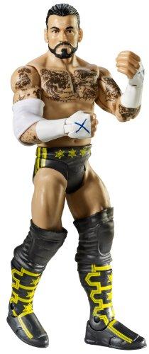 WWE cm Punk Figur Serie 18