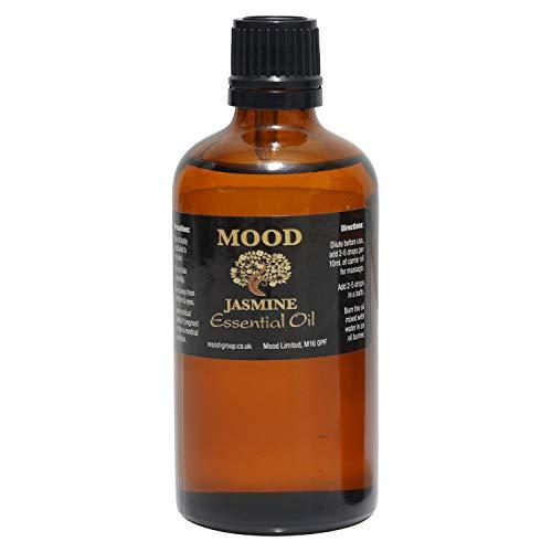 Aceites esenciales de aromaterapia pura natural, 100 ml, aceite esencial de lavanda, limón, jazmín, naranja