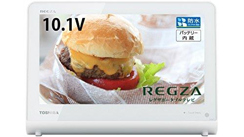 東芝 10V型 液晶 テレビ 10WP1 ハイビジョン...