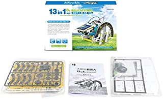 13 IN 1 EDUCATIONAL KIT SOLAR ROBOT