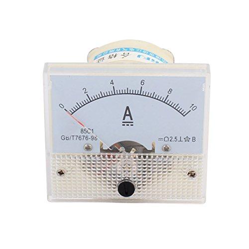 Aexit 85C1-A Klasse 2,5 Genauigkeit DC 0-10A Analoges Messgerät Amperemeter (719f75bb9ba92237255233478441da7a)