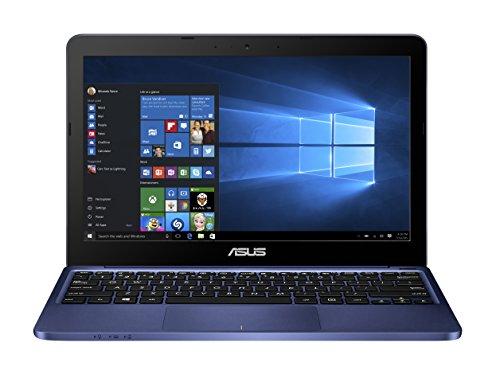 Asus E200HA-FD0042TS 11,6 Zoll Notebook vorinstalliert mit Microsoft Office 365 (Intel Quad-Core Atom x5-Z8350-Prozessor, 2 GB RAM, 32 GB eMMC Windows 10)