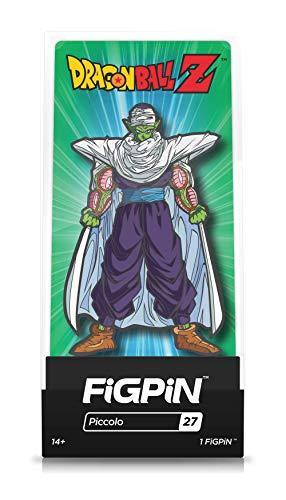 FiGPiN Dragon Ball Z: Piccolo - Collectible Pin with Premium Display Case - Not Machine Specific