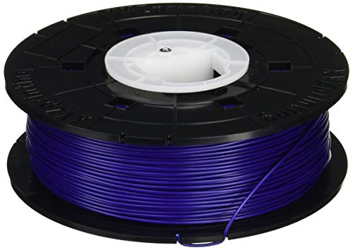 XYZprinting PLA Filament, 1.75 mm, 600 g NFC Spool, Blue, RFPLCXEU0DB